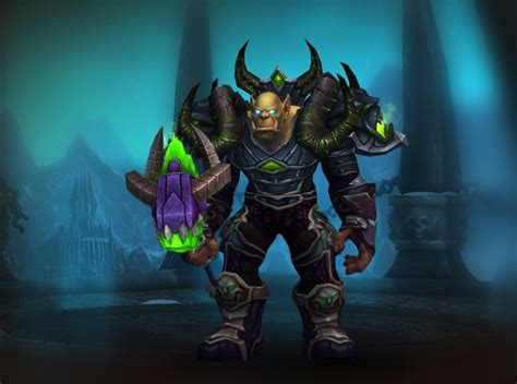 Buy Heroic Tomb of Sargeras Geared Unholy/Blood Death