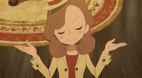 Layton's Mystery Journey Gets New Details and Adorable