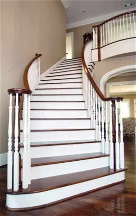 Building a Curved Stairway   JLC Online