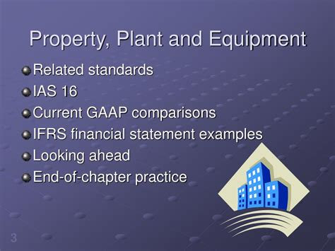PPT - Property, Plant and Equipment: IAS 16 PowerPoint