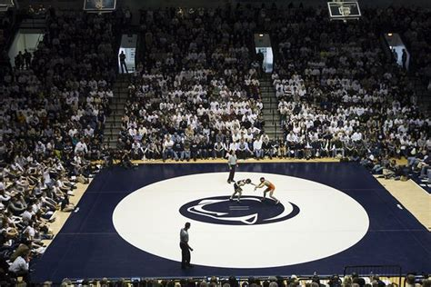 Penn State wrestling tickets (standing room only