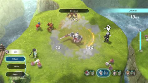 JRPG Lost Sphear Announced for Switch/PS4/PC by Square