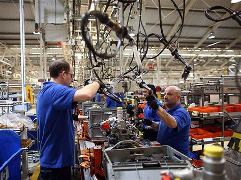 Global manufacturing sector expands at a modest rate
