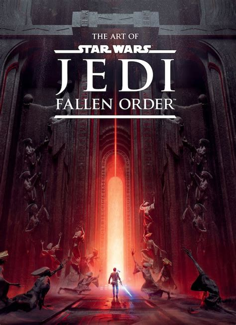 The Art of Star Wars Jedi: Fallen Order coming up from